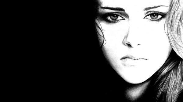 Kristen Stewart por Rachpunzel